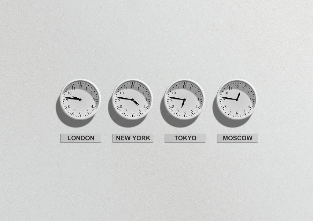 Bild-Handelszeiten