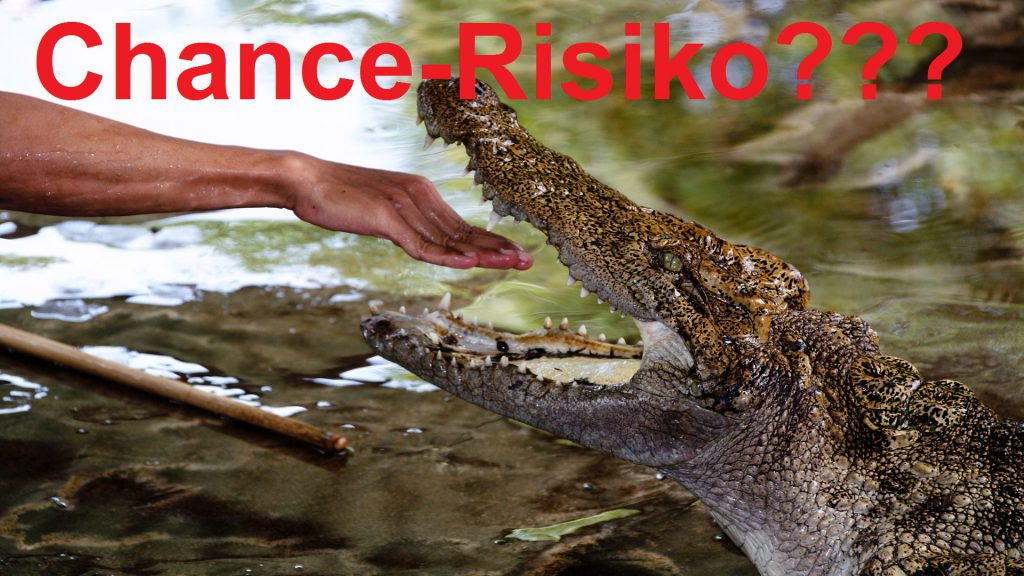 Bild-Chance-Risiko