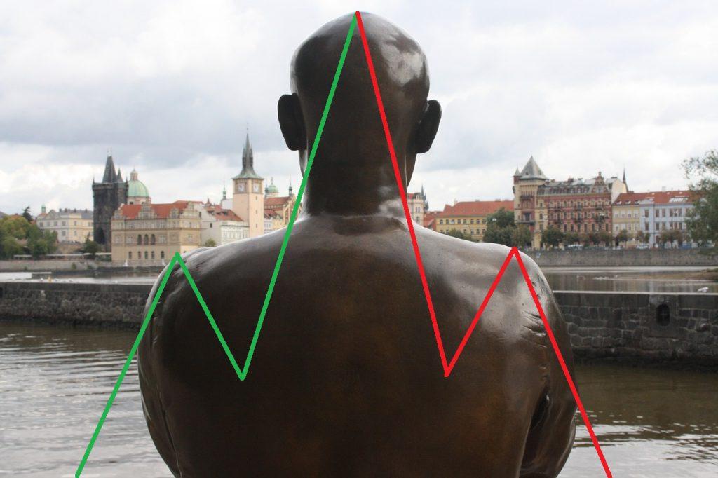 Bild-Schulter-Kopf-Schulter