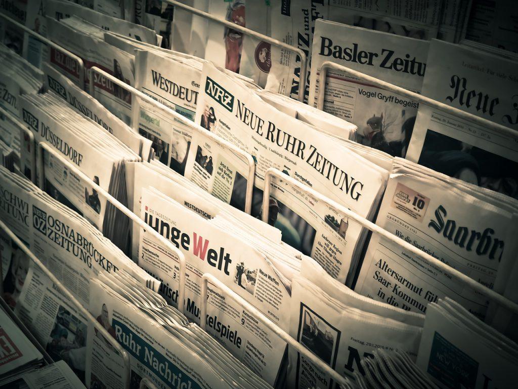 Bild-Zeitungen-News